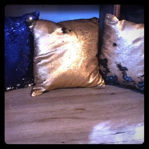 Other - Reversible Sequin Pillows